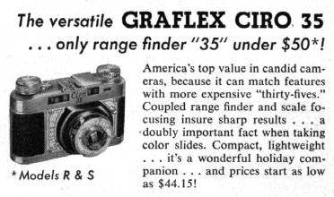 [Ciro-35, Sold by Graflex]